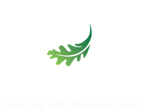 Oaklyn (TM) Connecting rider, horse and nature